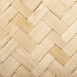 Woven wooden texture - Foto Stock