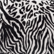 Royalty-Free Stock Photo: Black and white texture of zebra skin