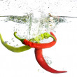 Stock Photo: Chili pepper