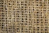 Sacking burlap texture — Stock Photo