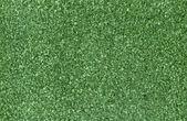 Fake green grass for tennis — Stock Photo