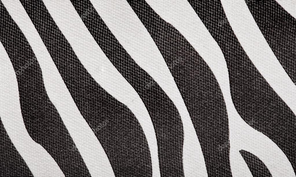 Black and white texture of zebra skin — Stock Photo #14868105