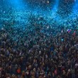 Stock Photo: Crowd at concert