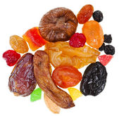 Mix dried fruits — Stock Photo
