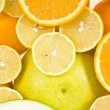Citrus background — Stock Photo #15414677