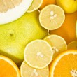 Citrus background — Stock Photo #15414699