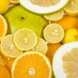Citrus background — Photo #15414721