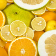 Citrus background — Zdjęcie stockowe #15414721