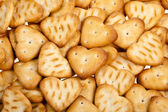 Cookie heart — Stock Photo