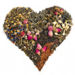 Tea heart of different tea — Stock Photo #15886133