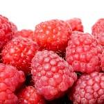 Raspberry isolated — Stock Photo #16036083