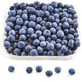 Sweet fresh blueberry — Stock Photo