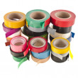 Royalty-Free Stock Photo: Colored adhesive tape roll