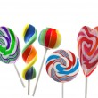 Colorful lollipop — Stock Photo #17186953