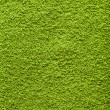 Background of green powder matcha tea — ストック写真