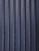Corrugated surface metal texture backdrop — Stock Photo