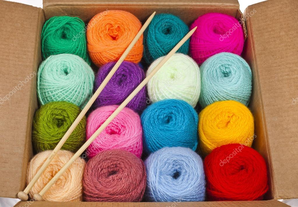 Craft Wool And Thread