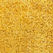 Golden glitter background texture closeup — Foto de Stock