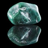 Jadeite mineral stone close up — Stock Photo