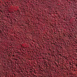 Red Colored concrete wall surface texture backdrop — Stock Photo