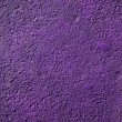 Violet Colored concrete wall texture — Stock Photo