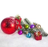 Merry xmas card — Stockfoto