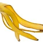 Bananas Skin isolated — Stock Photo #41479821
