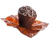 Chocolate Cupcake Muffin — Stock Photo