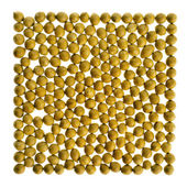 Soybeans surface — Stock Photo