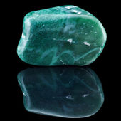 Jade mineral stone — Stock Photo