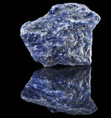 Sodalite stone — Stock Photo