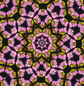 Floral Art Abstract Pattern background — Stock Photo