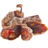 Dried persimmon heap — Stock Photo