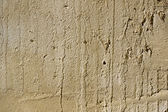 Wet plaster wall surface — Stock Photo