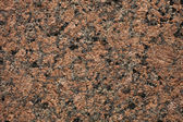 Granite stone wall surface — Stock fotografie