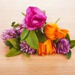 Herbal flower groups — Stock Photo #50788731