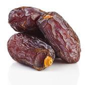 Fresh dates fruits — Stock Photo