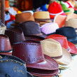 Hat shop — Stock Photo