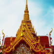 Temple Thailand — Stock Photo