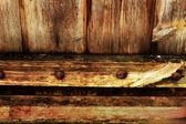 Gamla trä bakgrundsstruktur - vintage — Stockfoto