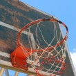 Basketball hoop. — Stock Photo #34508895