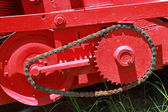 Chain Engine — Stock Photo