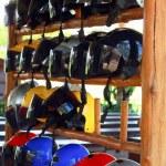 Helmet. — Stock Photo