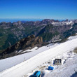Mount Titlis — Stock Photo