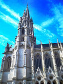 Edifício bélgica bonita no céu — Foto Stock