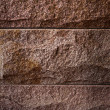 Stone tile background - Vintage style. — Stock Photo