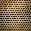 Close up of speaker grid — Stock Photo #35305817