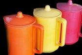 Teiera in ceramica — Foto Stock
