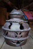 Korean ceramic pottery — Stock Photo
