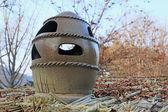 Korean ceramic pottery — Foto de Stock